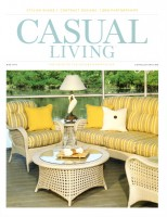 Casual Living May Cover, Dann Inc, Dann Foley, Interior Design, Decorate, Renovate, Remodel
