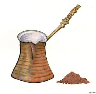 43. Turkish Kaffe