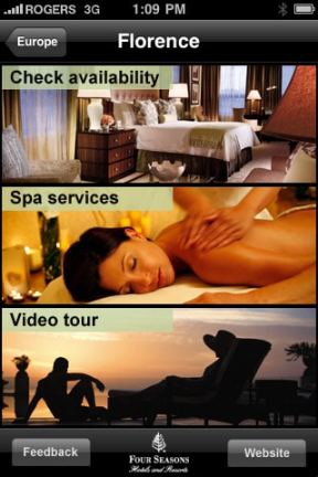Four Seasons Hotels and Resorts and Social Media