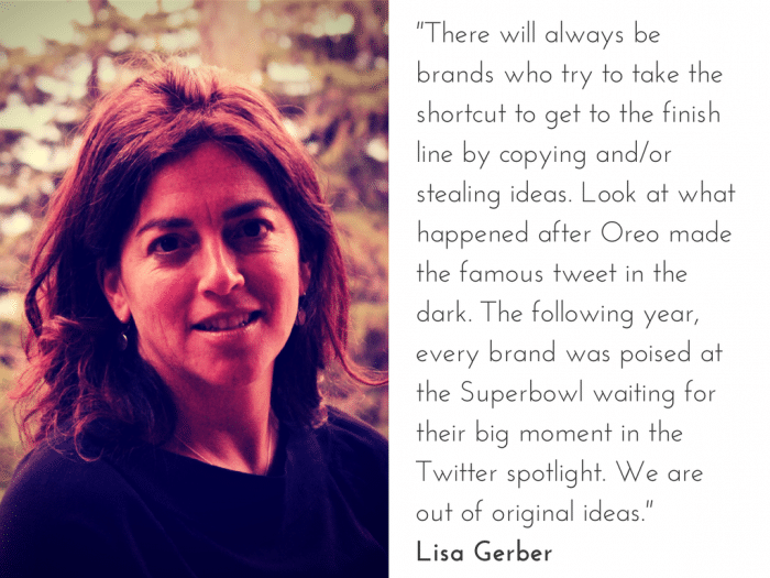 Lisa Gerber on the Future of Content