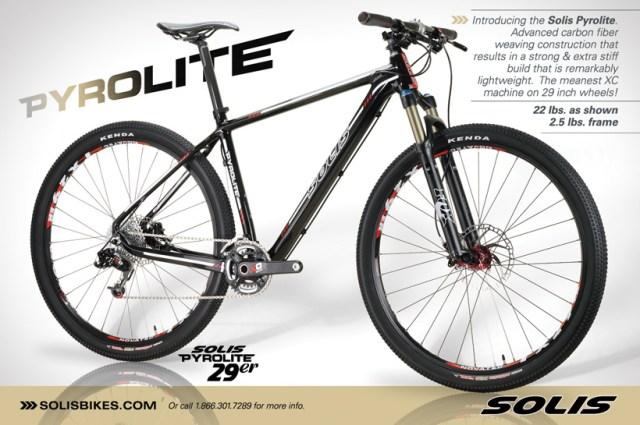 Mountain Bike Action Magazine 29er Hardtail Carbon Fiber ...