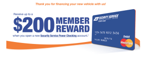 ssfcu rewards Expired) SSFCU, up to $200 Bonus, TX, CO, UT Or Military Only ...