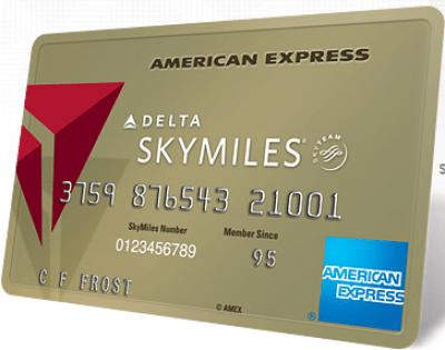 GoldDelta SkyMiles