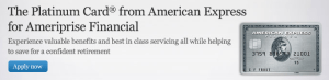 Amex Ameriprise Financial