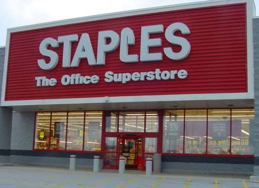 Staples Discount, $10 Off $40+ On Regularly Priced Items
