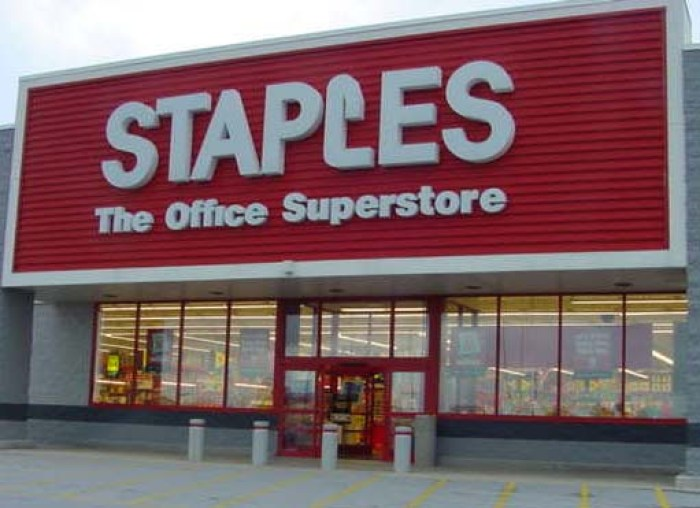 staples settlement rebate