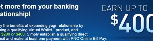 PNC Bank 200 400
