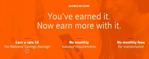 Savings Account Discover Bank