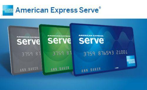 American Express Serve