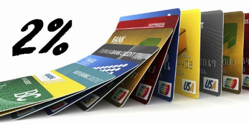 list 2% cash back credit cards