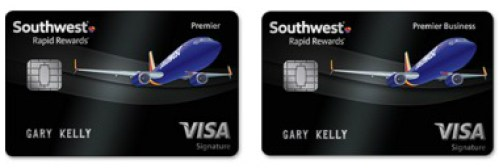 Southwest Airlines Rapid Rewards Premier Personal Business