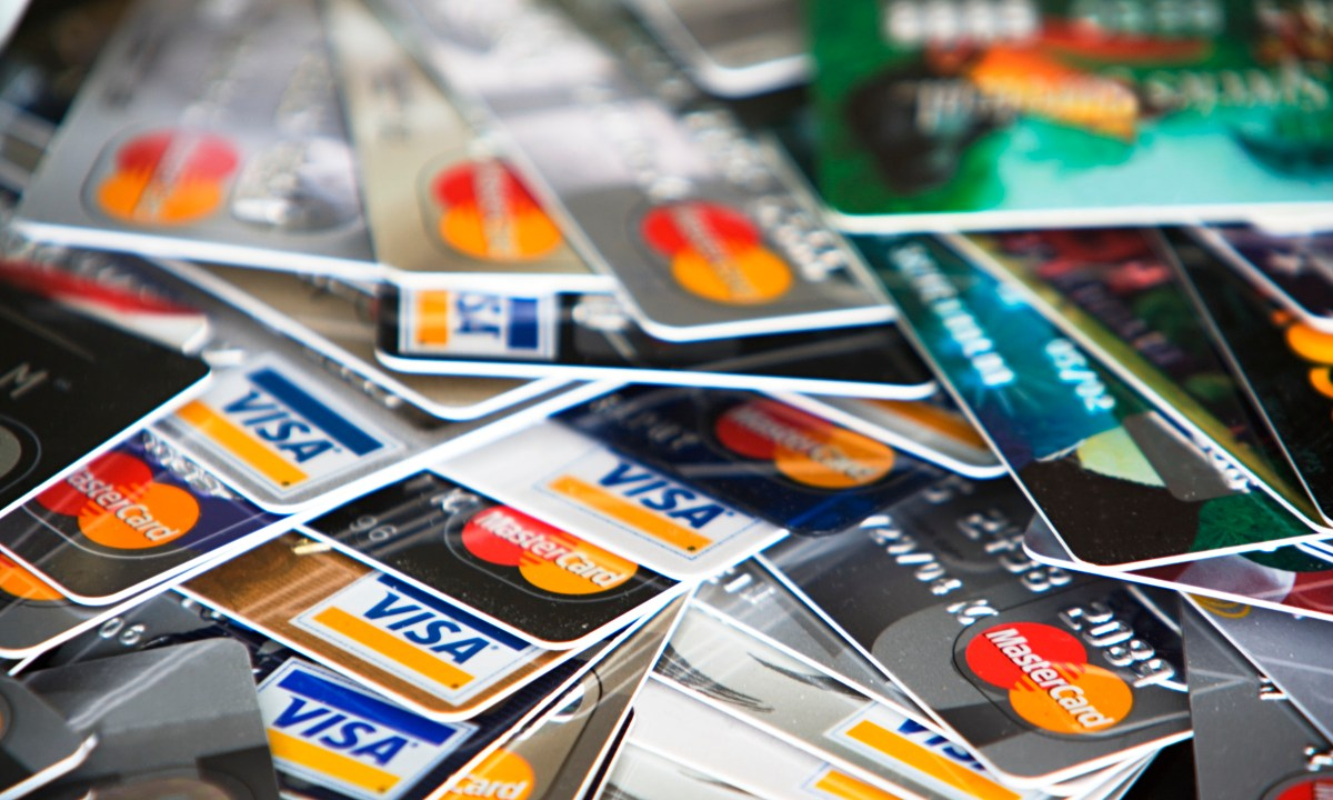 What's In a Credit Card Number, And Will They Ever Run Out?