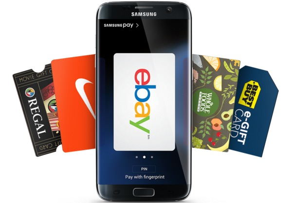 Samsung Pay ebay