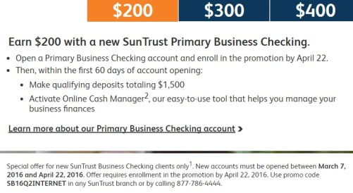 Small Business Checking Account Earn up to 400 SunTrust.jpeg