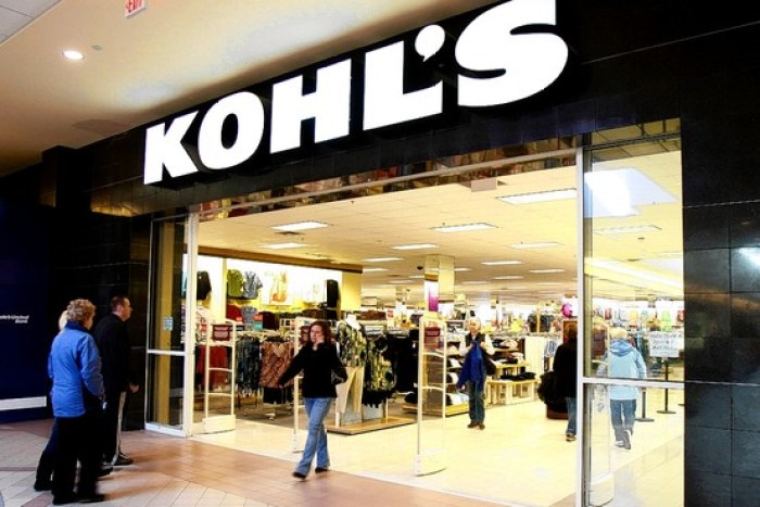 Discounted Appliances At Kohls,