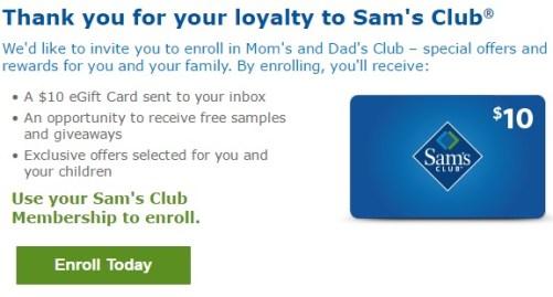Sam s Club Introducing Mom s and Dad s Club.jpeg