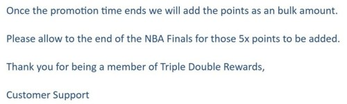 PSA BBVA won t be adding any 5x points until after the promotional period is over confirmed. churning.jpeg