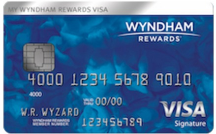 Wyndham Rewards Visa best bonus