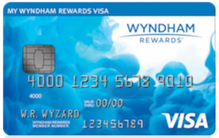 Wyndham Rewards Visa Signature Card NO Fee