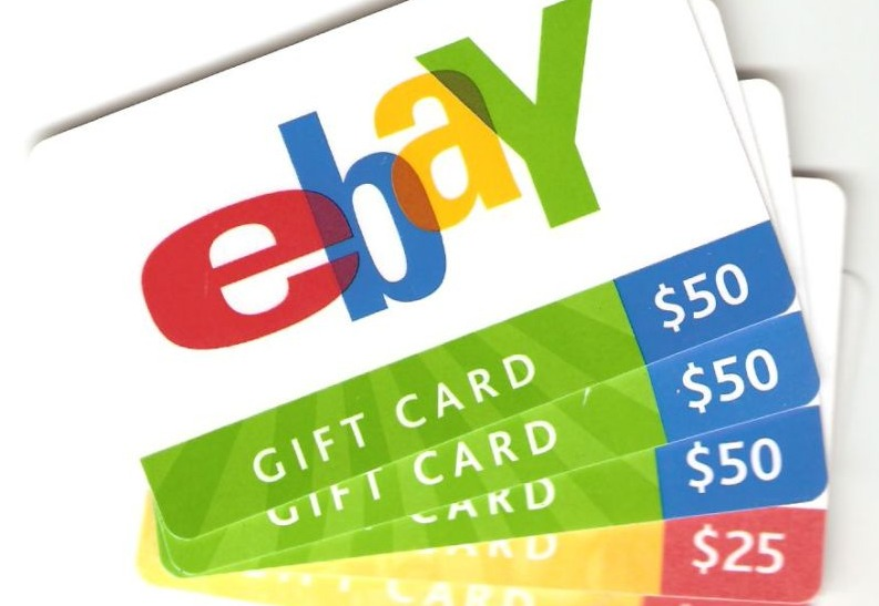 Stop&Shop/Giant/Martin's: Earn 8X Fuel Rewards on eBay Gift Cards