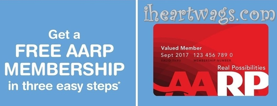 Free AARP Membership With $15 Walgreens Purchase