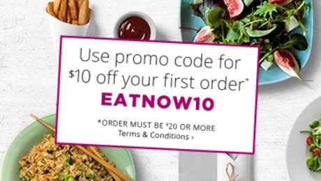10 Off Your First Order At Amazon Prime Now Restaurants Danny The