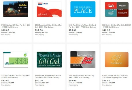 gift-cards-deals-on-ebay