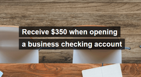 Business Checking Bonus
