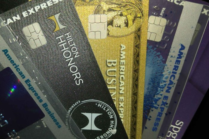 Increased Amex Bonuses