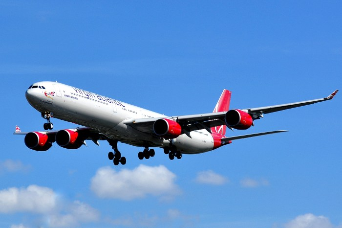 Virgin Atlantic Files for Chapter 15 Bankruptcy