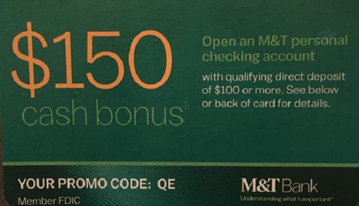 M&T Bonus