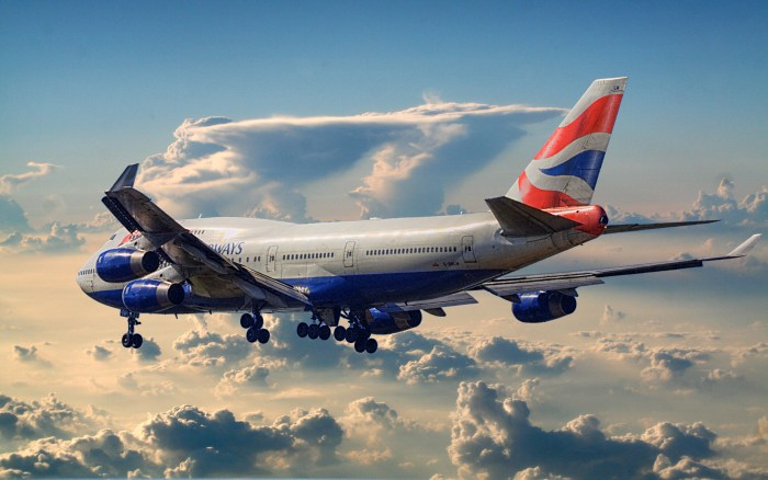 British Airways 50% Off Awards