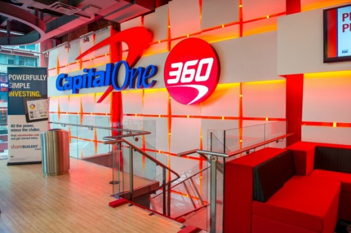 Capital One 360 Free iPad