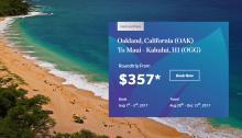 Hawaiian Airlines fare sale