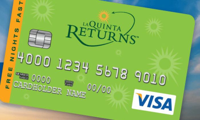 FNBO La Quinta Returns Credit Card