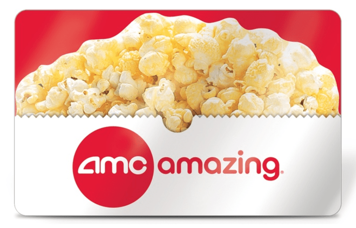 Groupon, 50% Off AMC Theatres eGift Card (Targeted)