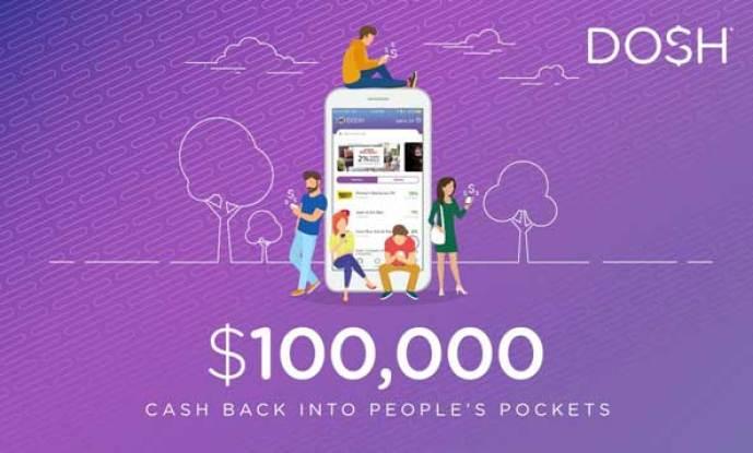 dosh signup bonus