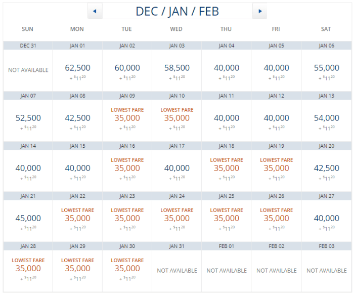 Low Fare Calendar Find Low Prices on Airfare Flights Delta Air Lines