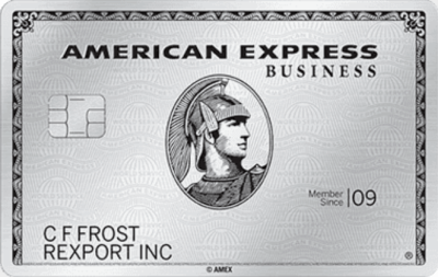 Amex Business Platinum 95K