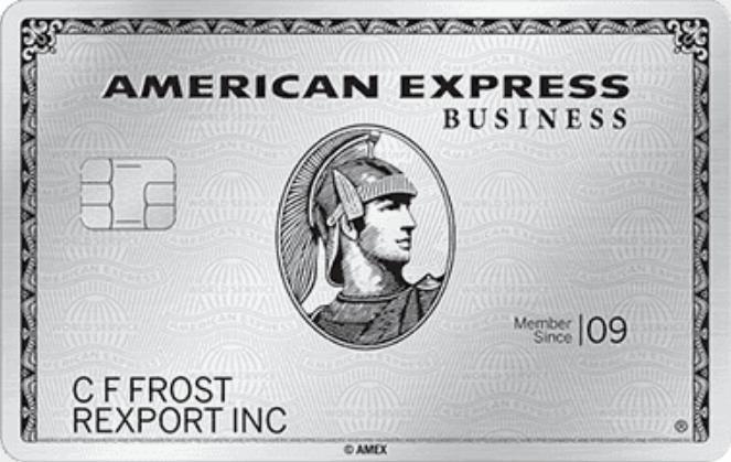 amex business platinum dell credit
