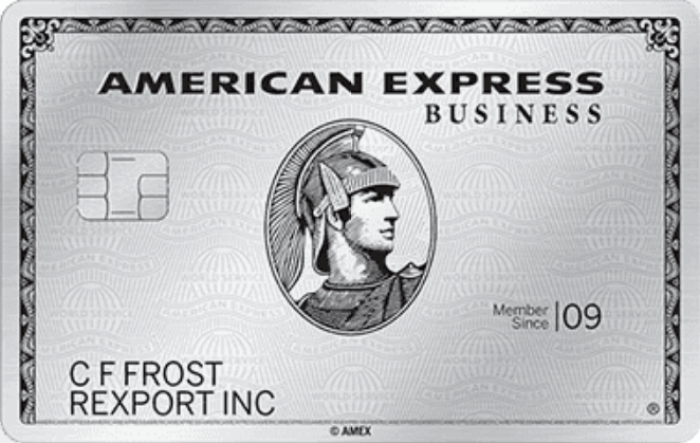 Amex Business Platinum 100k offer