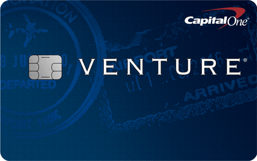 Capital One Venture Card Bonus is Down to 50K