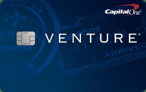 Capital One Venture Card 100K bonus
