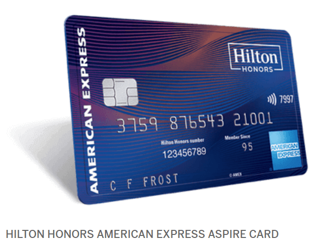 Check Your Amex Hilton Account for 150K Upgrade Offer to Aspire Card
