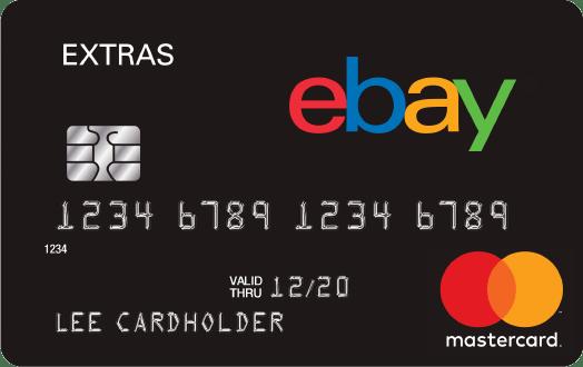 Ebay Extras Mastercard
