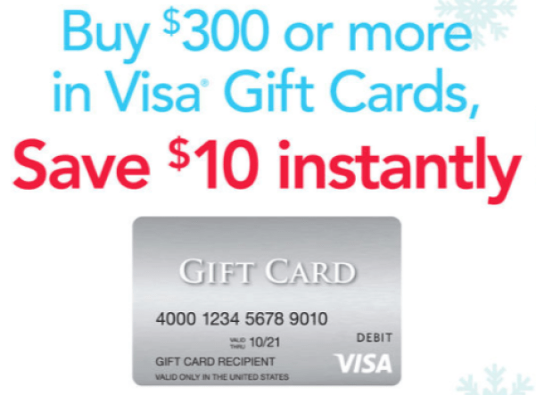 Visa Gift Cards At Office Depot