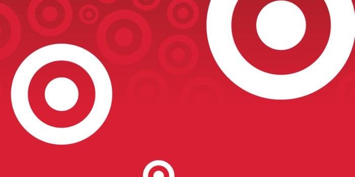 Target, 20% Discount