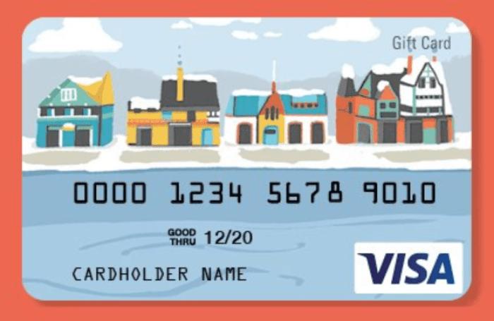No-Fee Visa Gift Cards