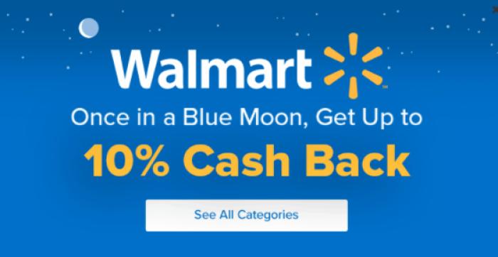 ebates Walmart