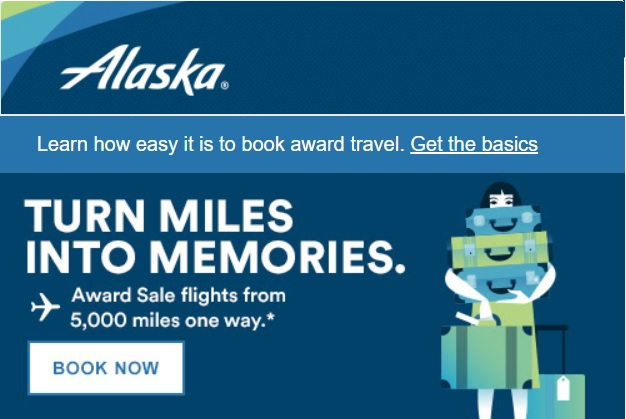 Alaska Award Sale